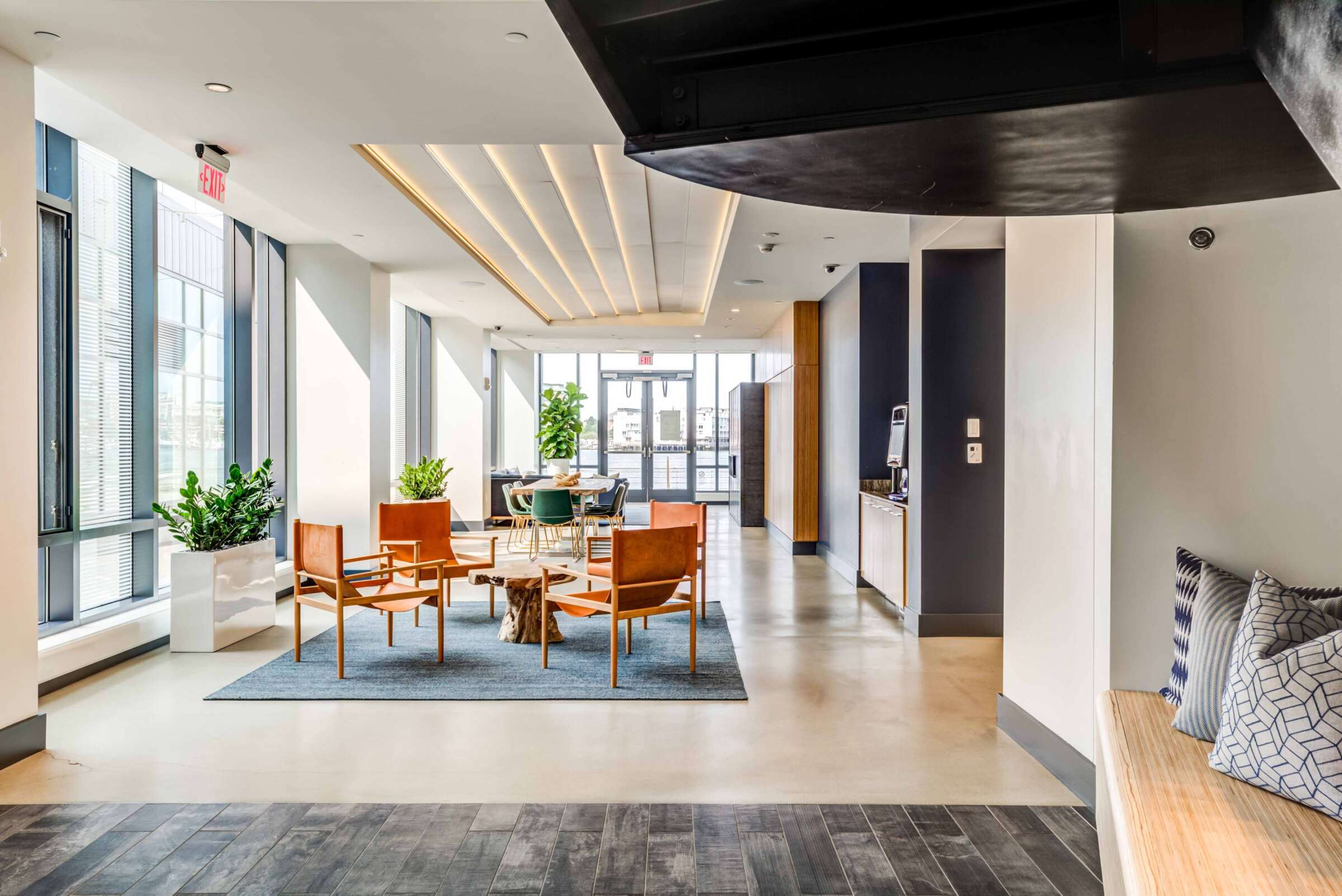 The Eddy East Boston Apartments Amenities 25 lobby