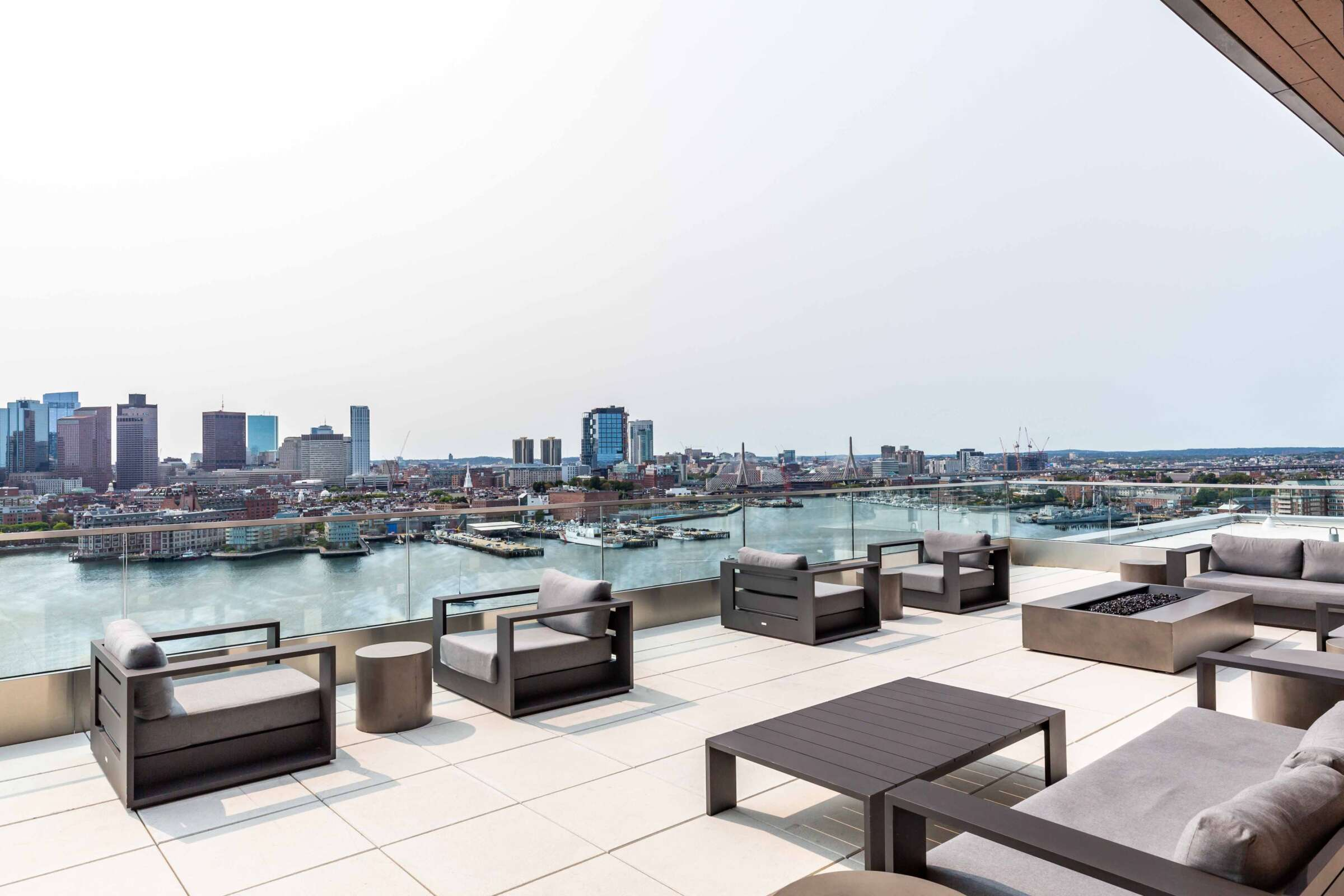 The Eddy East Boston Apartments Amenities 30 roof deck